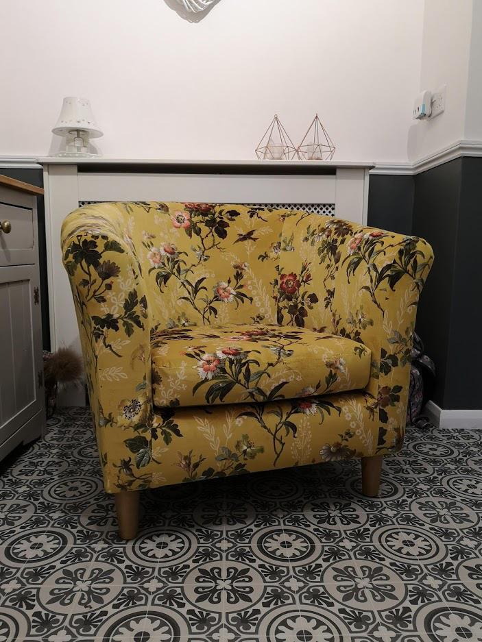 Re-Upholstery Bury St Edmunds